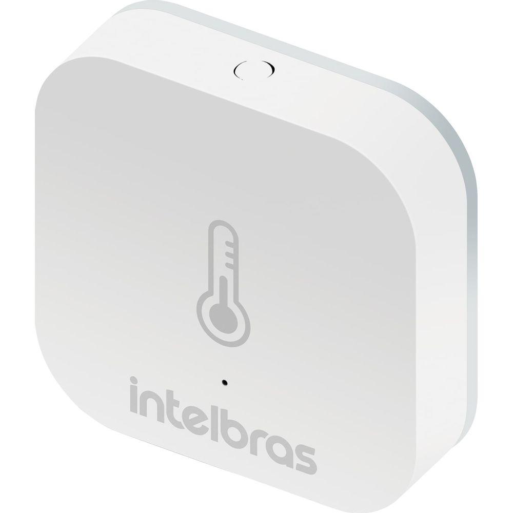 Sensor de temperatura intelbras Zigbee AST 3001 - JS Soluções em Segurança