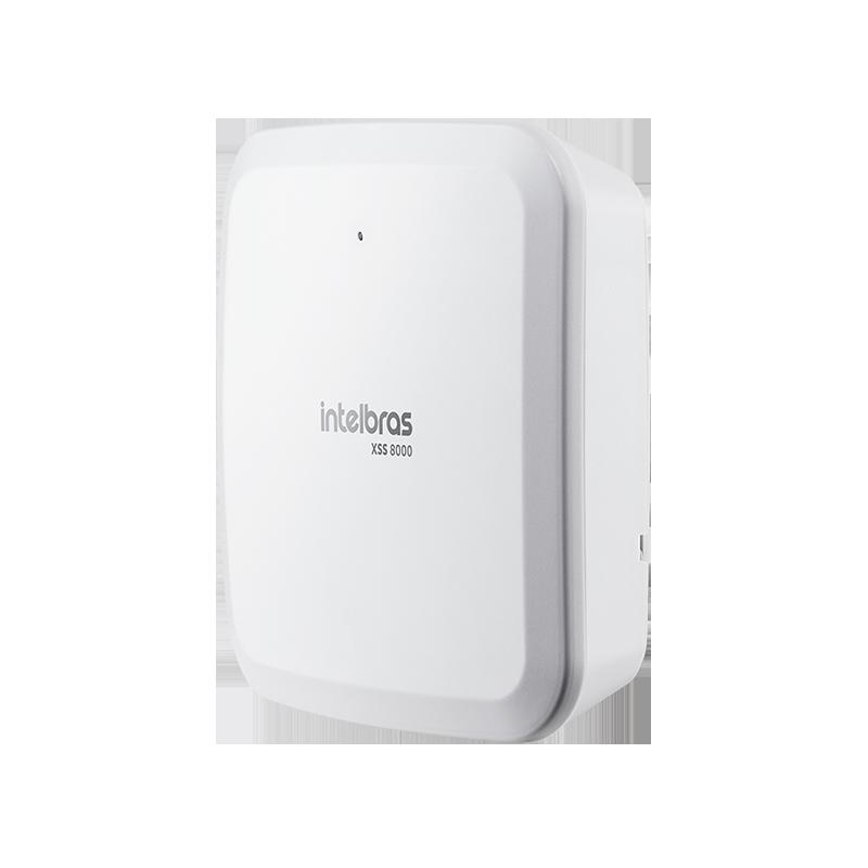 Sirene sem fio intelbras compativel com linha 8000 XSS 8000  - JS Soluções em Segurança