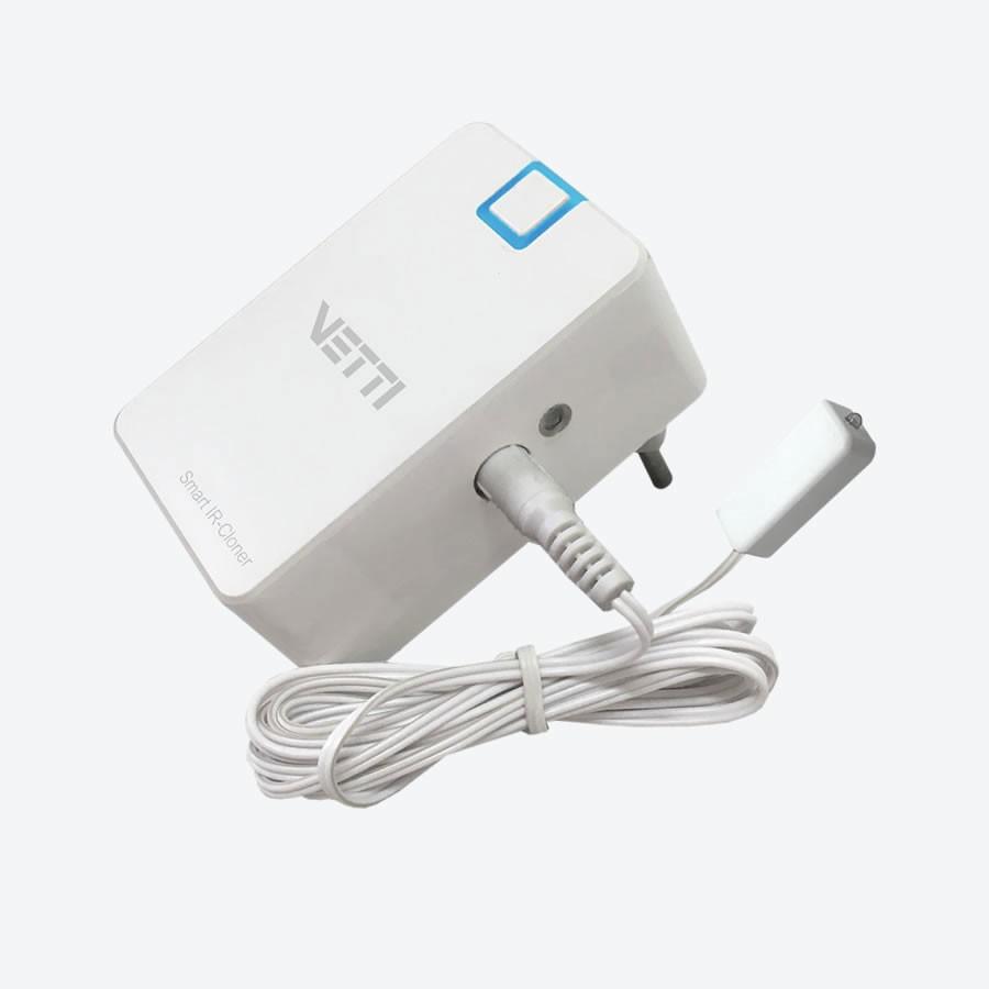Smart Plug IR-Cloner qualquer controle remoto IR Vetti - JS Soluções em Segurança