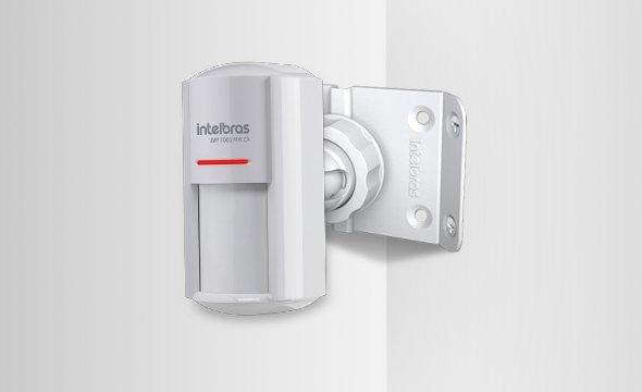 Suporte Articulado branco XSA 1000 - JS Soluções em Segurança