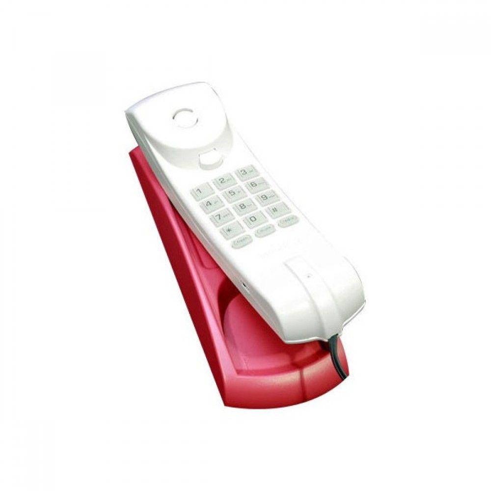 Telefone com fio Intelbras TC 20 - ROSA - JS Soluções em Segurança