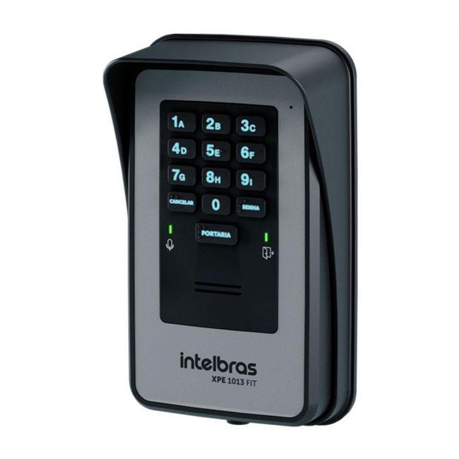 Terminal Dedicado Porteiro Eletrônico XPE 1013 FIT Intelbras - JS Soluções em Segurança