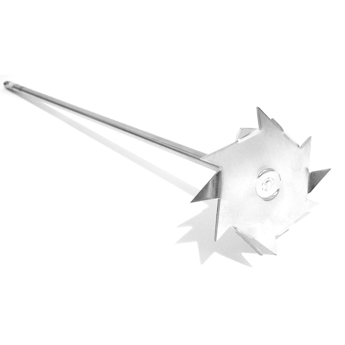 Hélice Dissolutora (Dissolvente) Ø8x35cm