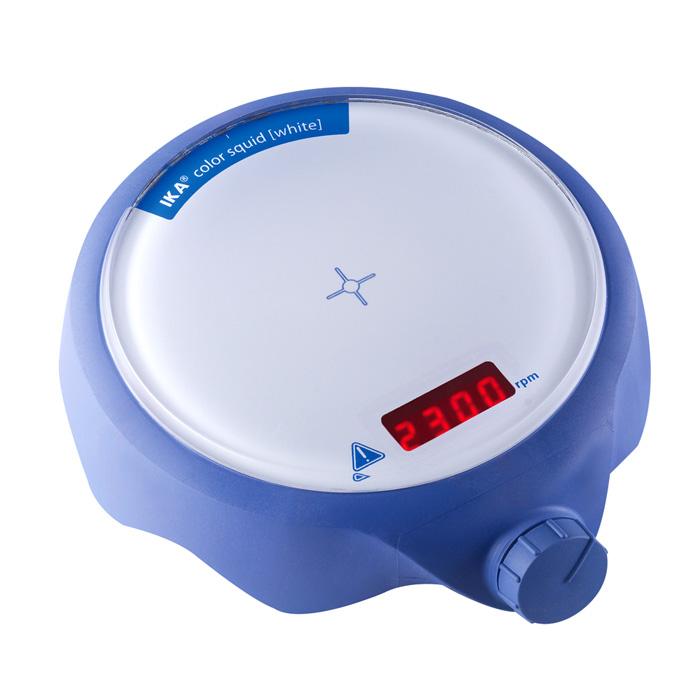 Agitador Magnético Branco Digital COLORSQUID Bivolt