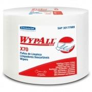 Wiper Wypall X70 Branco Jumbo Roll - Rolo com 870 panos