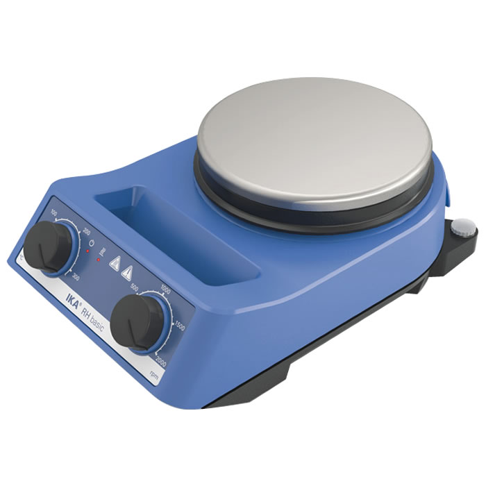 Agitador Magnético com Aquecimento RH Basic - 230v