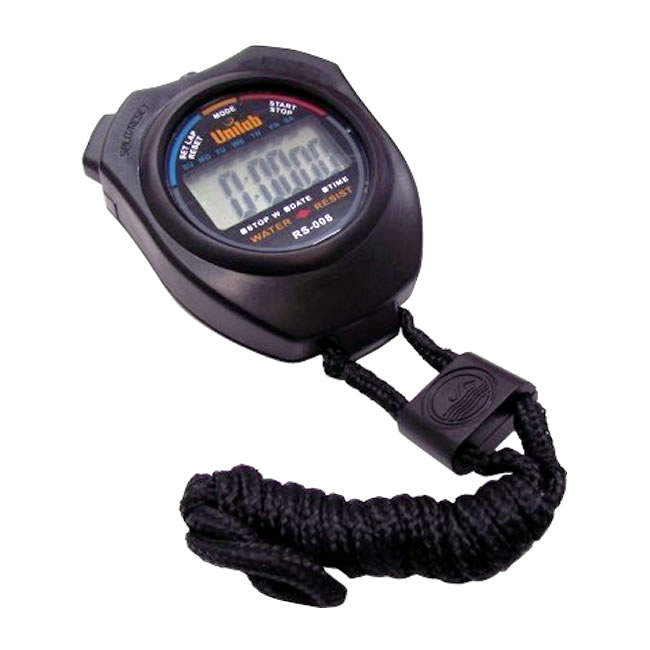 Cronômetro Digital Portátil com Relógio e Alarme Ref. 372.001