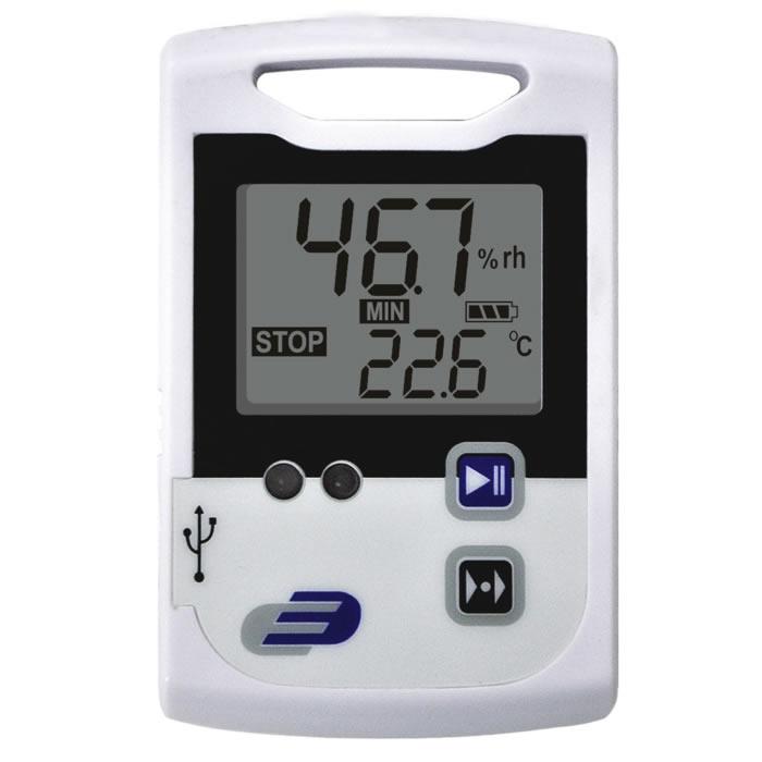 Data Logger Temperatura e Umidade Log110 Ref. 3030.19