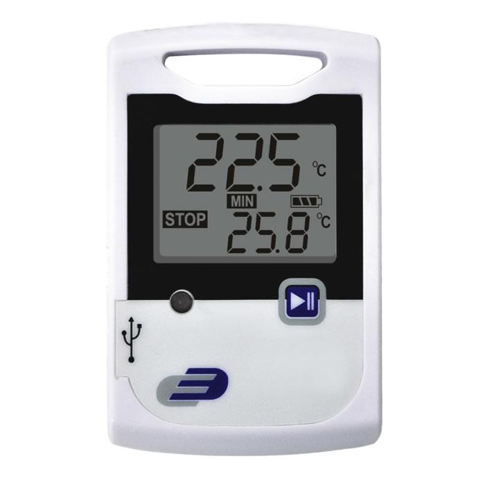 Data Logger Temperatura Interna -30+60ºC Log10 Ref. 3030.40.0.00