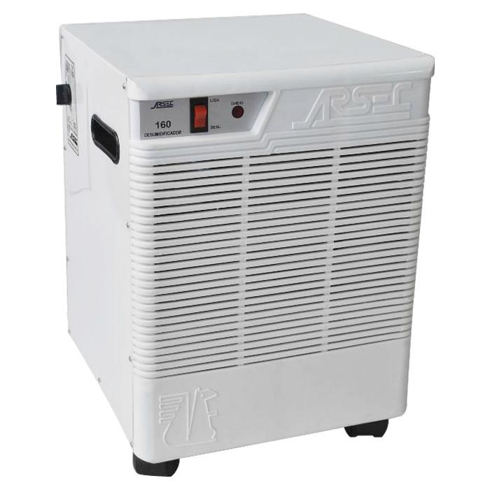 Desumidificador de Ar 150m3/h com Degelo, Dreno e Filtro