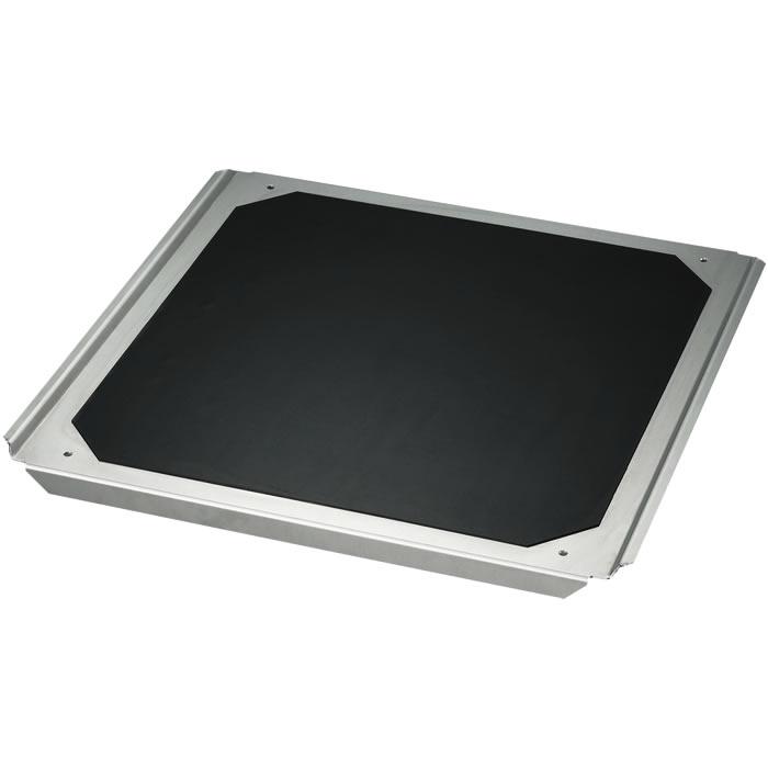 Plataforma Reta Emborrachada para Incubadora KS 4000 IKA AS 4000.3 Ref.3710000