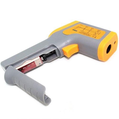 Termômetro Digital Infravermelho com Mira Laser (-32º a 380º C) - RPC-COMMERCE