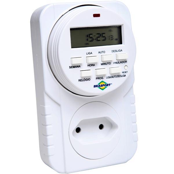 Timer digital 127/220V 60 Hz - RPC-COMMERCE