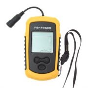 Sonar Portátil Pesca - Fish Finder - Usa Pilhas - Com Sonda - RPC-COMMERCE