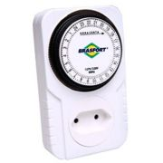 Timer analógico 127/220V 60 Hz - RPC-COMMERCE