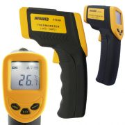 Termômetro Infravermelho profissional (-50,0 a 380,0ºC)