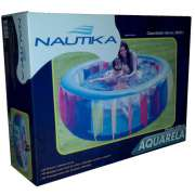 Piscina inflável Aquarela Nautika 800L - RPC-COMMERCE