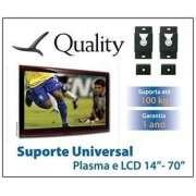Suporte fixo de parede universal para LED, LCD, Plasma de 14´ a 70´ - RPC-COMMERCE