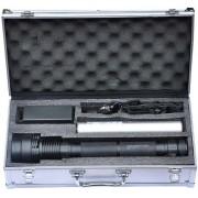 Lanterna Tática HID Xenon 85 Watts 8500 lúmens alcance 2 Km - RPC-COMMERCE