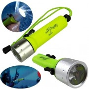 Lanterna Mergulho 100W 120 Lumens Led Cree Q3 à prova d´aguá - RPC-COMMERCE