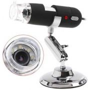 Microscópio Digital Usb Zoom 1000x Camera 2.0 MP Profissional - RPC-COMMERCE