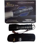 Lanterna Tática Led Recarregável CREE Q5 12000W/34000 Lúmens TD-72 - RPC-COMMERCE
