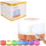 Aromatizador Umidificador Difusor De Aromas Elétrico luminária LED C