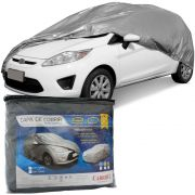 Capa Protetora Para Cobrir Carro (100% Impermeável com forro) - P - RPC-COMMERCE