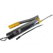Engraxadeira Bomba De Graxa Manual 500g Bico Rígido Flexível - RPC-COMMERCE