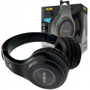 Fone De Ouvido Headphone Bluetooth Sem Fio Micro SD FM BM106
