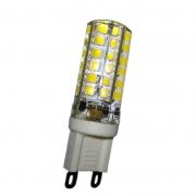 Lâmpada Led Halopim G9 5W 110V Branco Quente