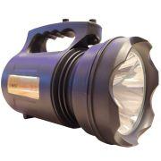 Lanterna Led Holofote Recarregável 30w T6 Alta Potência TD-6000 - RPC-COMMERCE