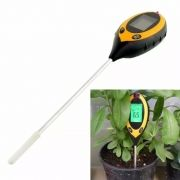 Medidor de pH Digital Solo 4 em 1 umidade luz termômetro - RPC-COMMERCE