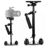 Steadycam S60 - Estabilizador de Câmeras Nikon Sony DSLR e Filmadoras  - RPC-COMMERCE