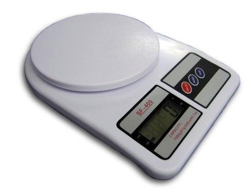 Balança eletrônica digital pesa de 1gr até 10kg - RPC-COMMERCE