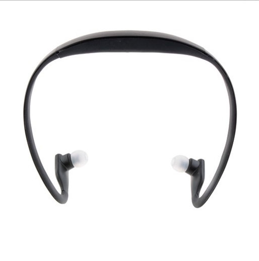 Fone de ouvido intra-auricular universal Bluetooth preto - RPC-COMMERCE