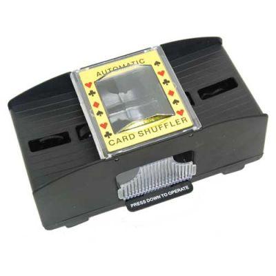 Embaralhador automático de cartas para até 2 baralhos - RPC-COMMERCE
