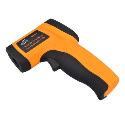 Termômetro Digital Infravermelho com Mira Laser (-50º a 420º C) - RPC-COMMERCE
