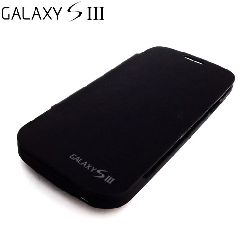 Bateria Externa Flip Cover Para Galaxy S3 i9300 5000mAh Preta - RPC-COMMERCE