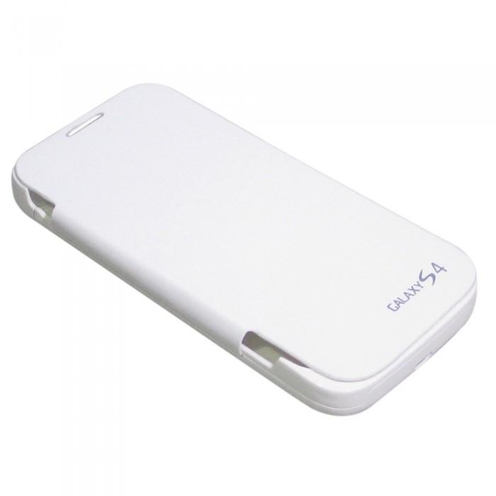 Bateria Externa Flip Cover Para Galaxy S4 i9500 5000mAh Branca - RPC-COMMERCE