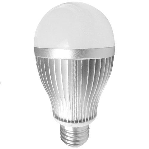 Lâmpada Led Superled 5W Bulbo Bivolt E27 Branco Quente - RPC-COMMERCE