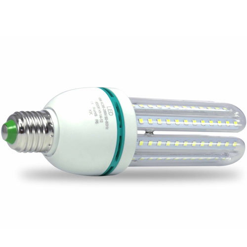 Lâmpada Super Led 12W Econômica Bivolt E27 Branco Frio - RPC-COMMERCE