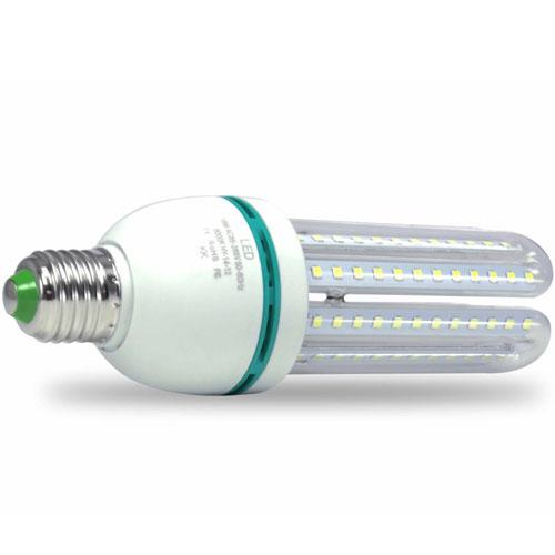 Lâmpada Super Led 9W Econômica Bivolt E27 Branco Quente - RPC-COMMERCE