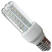 Lâmpada Super Led 3W Econômica Bivolt E27 Branco Quente - RPC-COMMERCE
