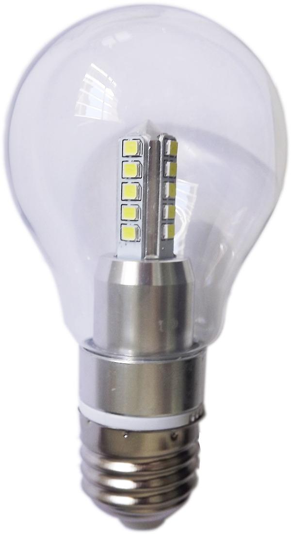 Lâmpada Super Led 5W Econômica Bivolt E27 Branco Frio bulbo - RPC-COMMERCE