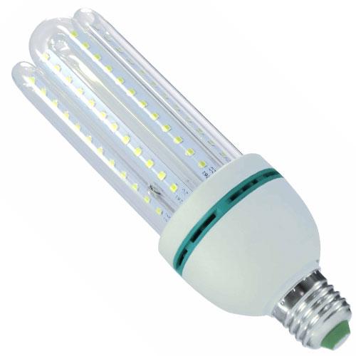 Lâmpada Super Led 24W Econômica Bivolt E27 Branco Quente - RPC-COMMERCE