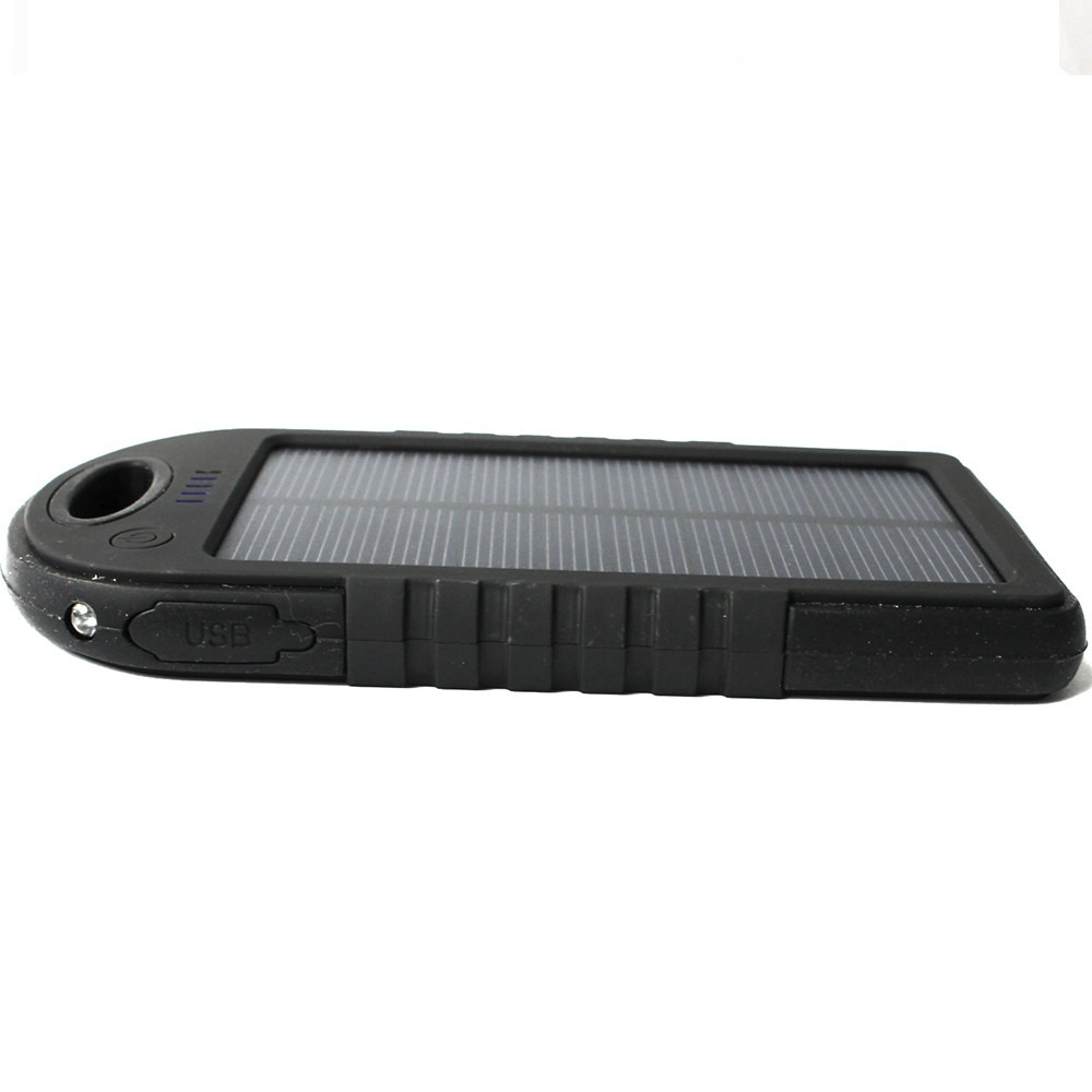 Carregador Solar Universal Prova D'água Celular GPS Tablet Ipad Iphone USB - RPC-COMMERCE