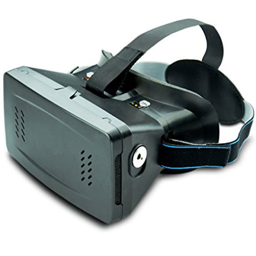 Óculos Google Cardboard em plástico c/ Ajuste Focal Magnético  - RPC-COMMERCE