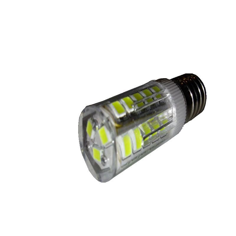 Lâmpada Super Led 3W Econômica Bivolt E14 Branco Quente - RPC-COMMERCE