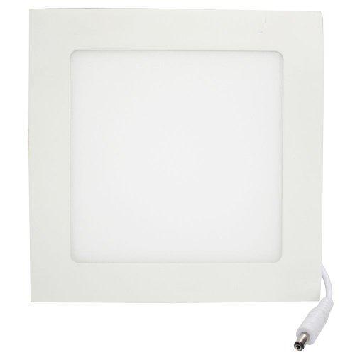 Painel Plafon Quadrado Luminária Embutir Led 18W Bivolt Branco Frio - RPC-COMMERCE